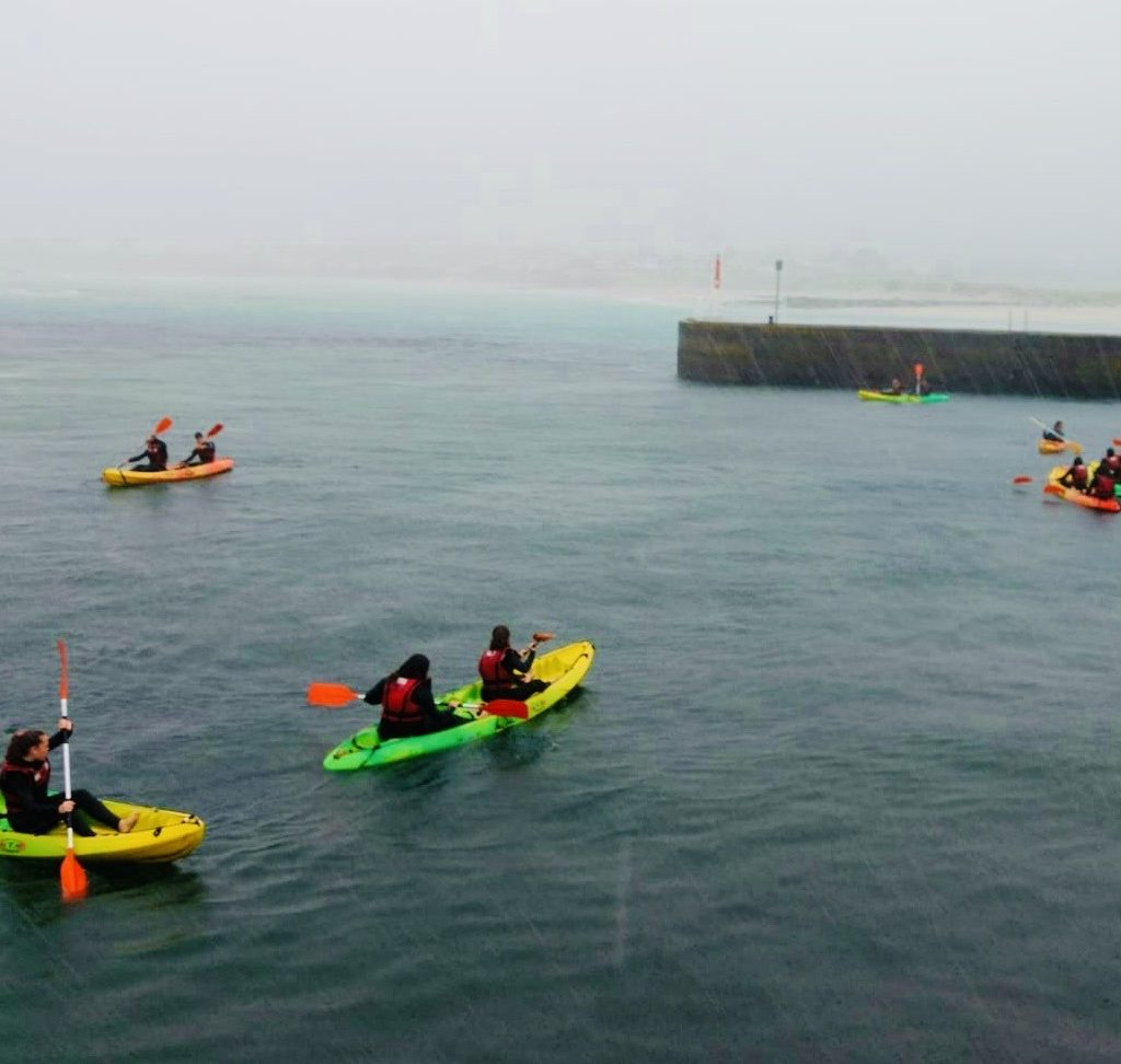 O IES de Alfoz participa en Mares de Cultura.Os nenos e o mar.