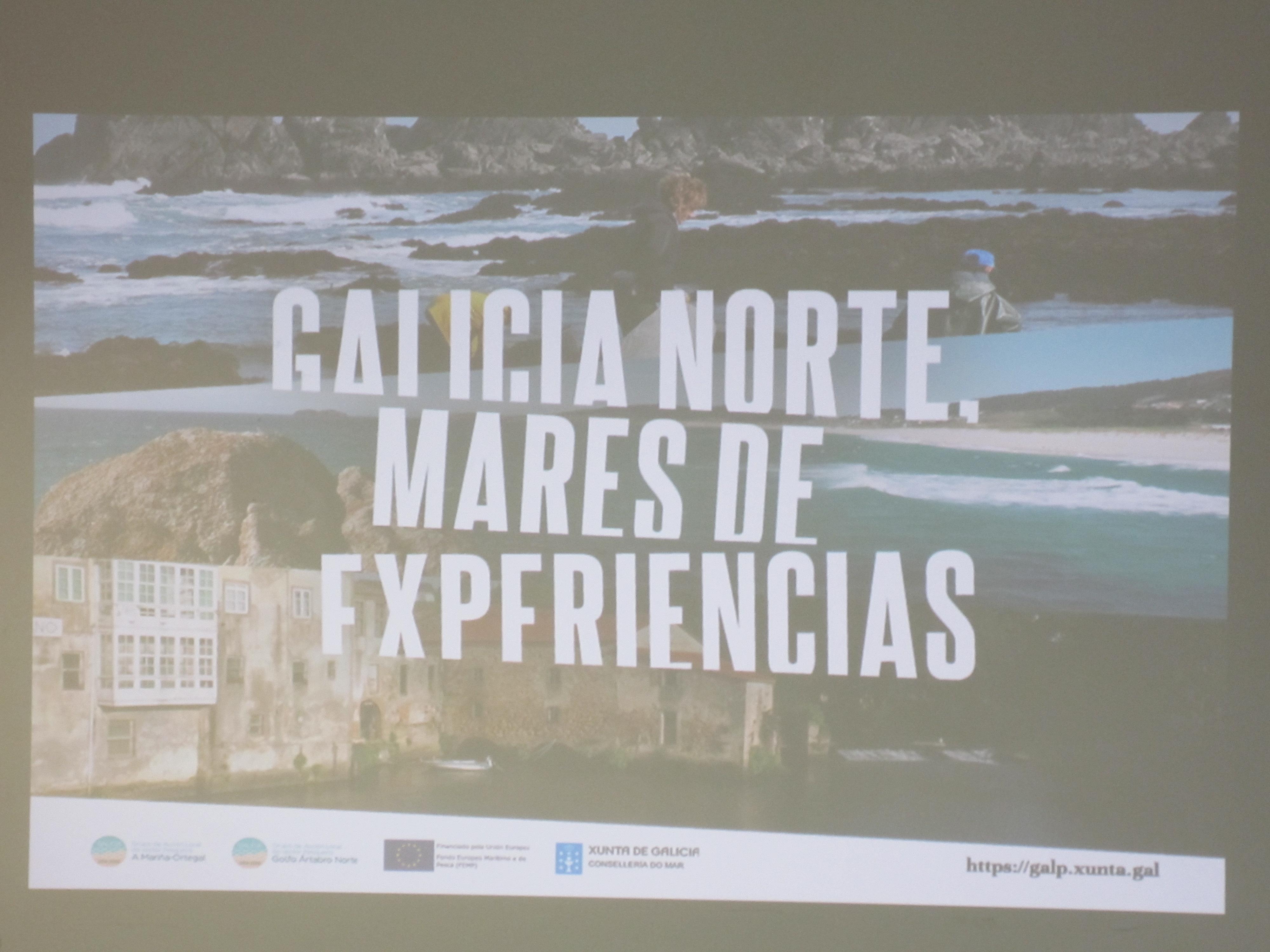 Galicia Norte. Mares de Experiencias-Mesa sectorial Ortigueira