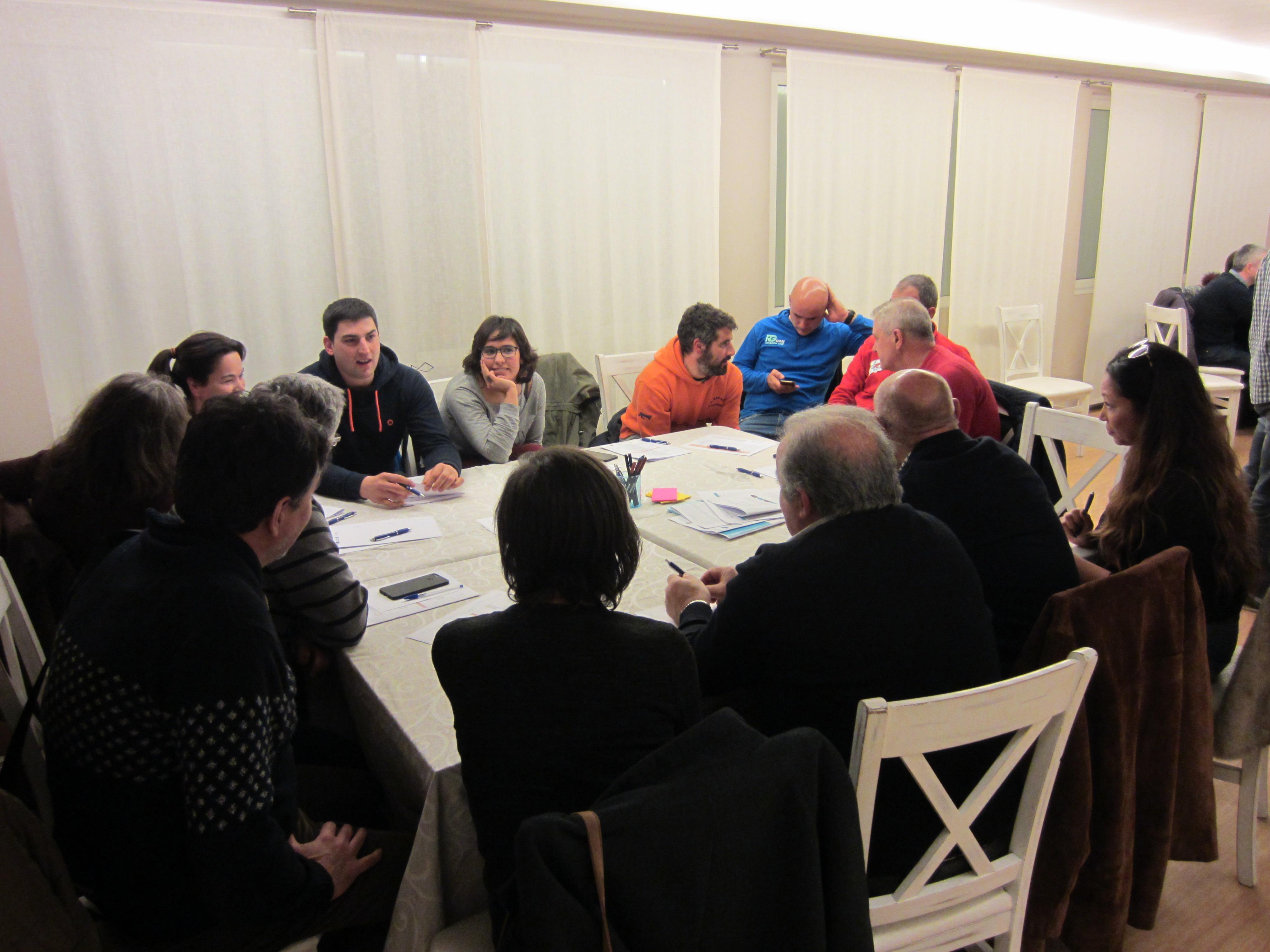 Mesas Sectorias da Avaliación Intermedia da EDPL do GALP A Mariña-Ortegal