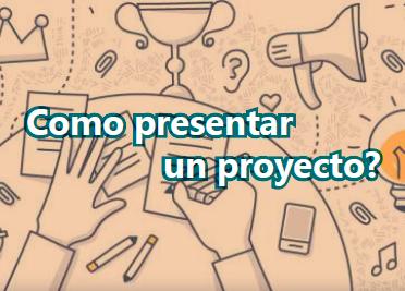 Cómo presentar un proxecto