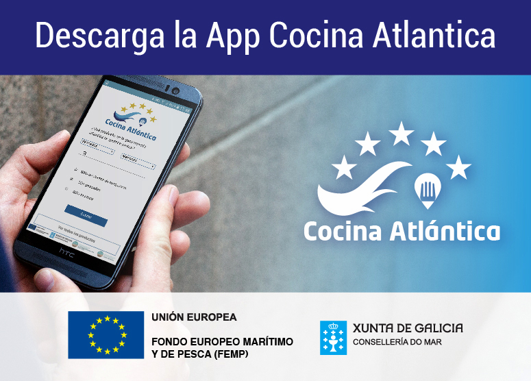 Banner app Cocina Atlantica