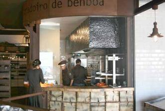 Benboa: restaurante, bar e tenda gourmet