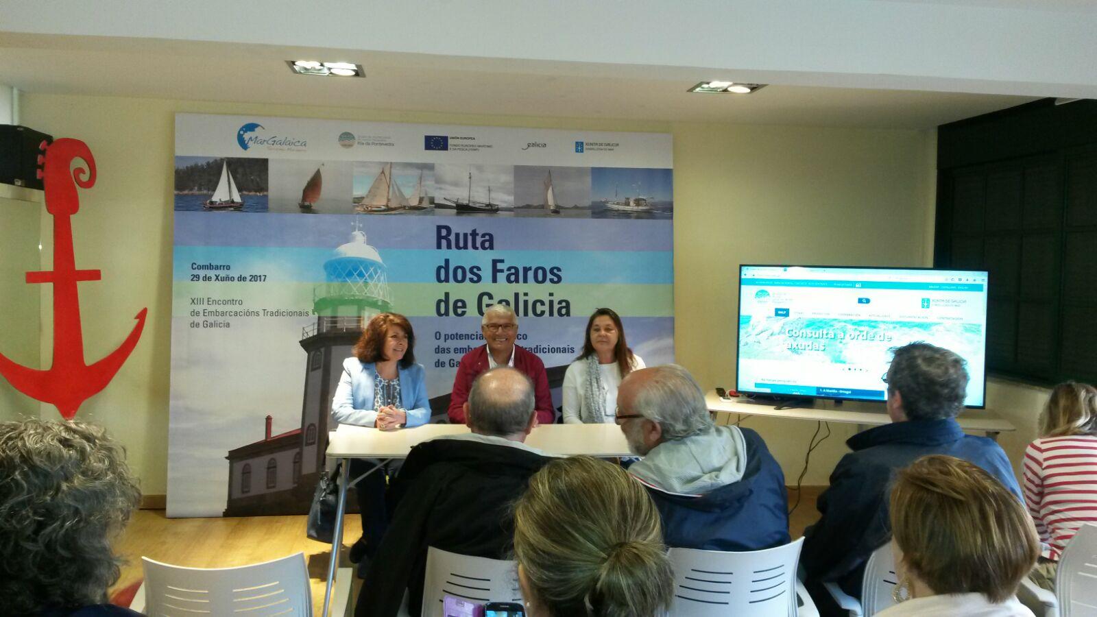Seminario técnico: O potencial turístico das embarcacións tradicionais de Galicia