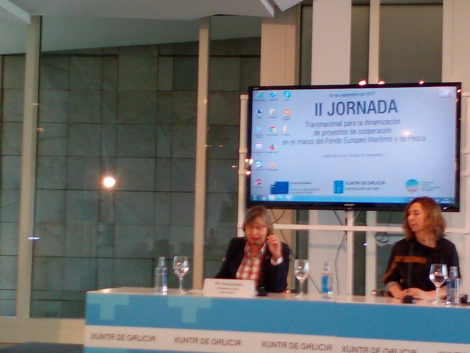 II Jornada Transnacioinal para la dinamización de proyectos de cooperación en el marco del FEMP