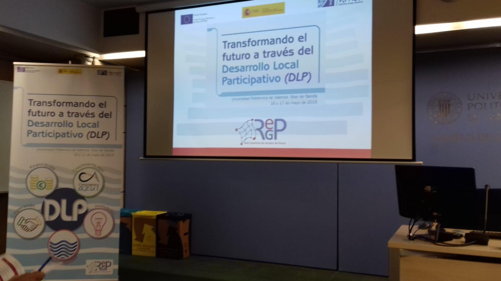 III Sesión Plenaria da Red Española de Grupos de Pesca