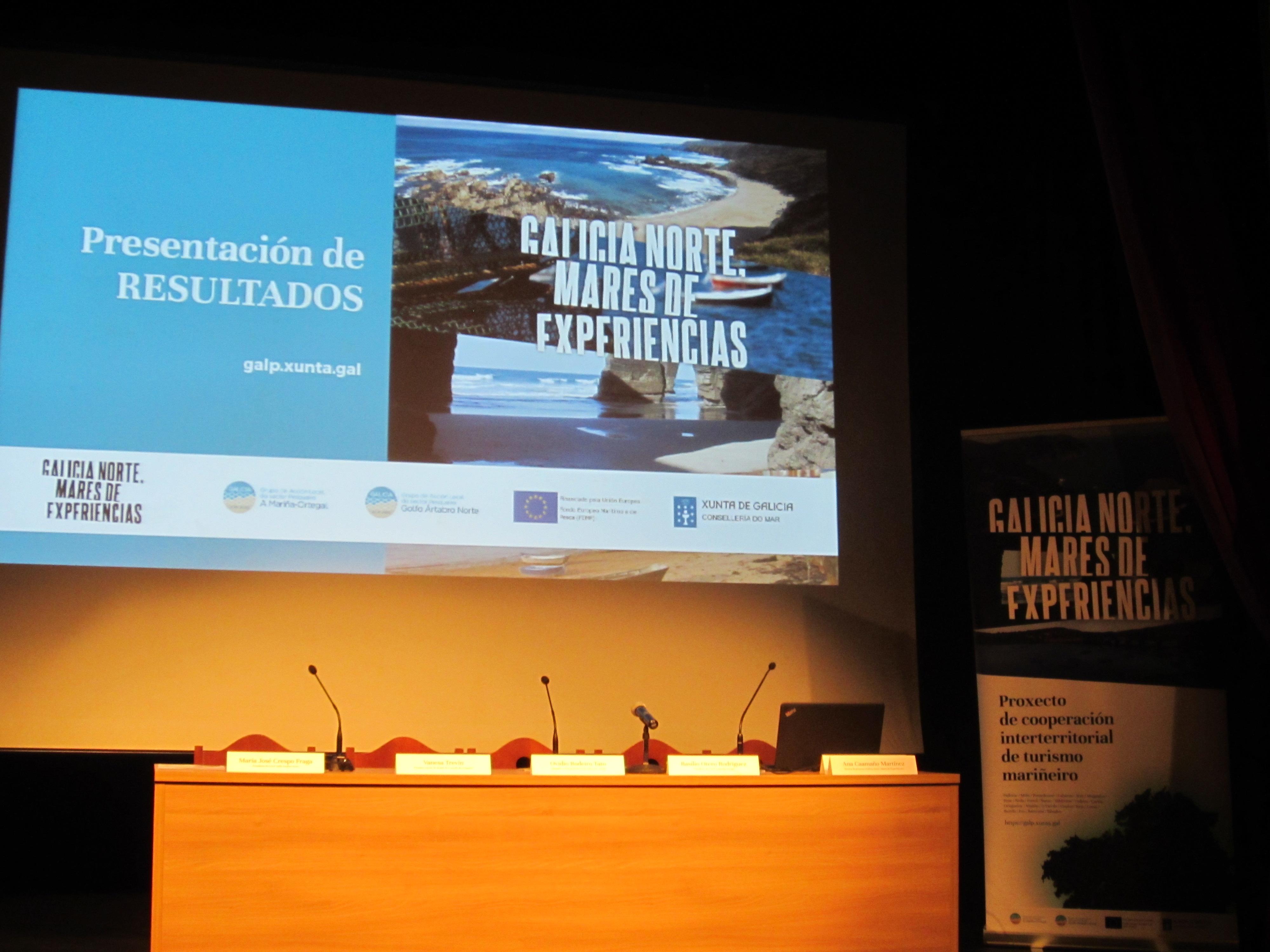 Presentación 10 Rutas turisticas Galicia Norte_ Mares de Experiencias